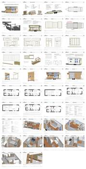 construction plans our tiny house floor plans construction pdf sketchup