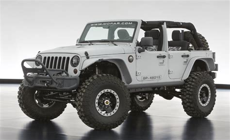 jeep safari 2013 2013 jeep moab easter safari concepts unveiled 187 autoguide