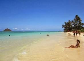 beautiful beaches in the world beautiful hawaii beaches hot girls wallpaper