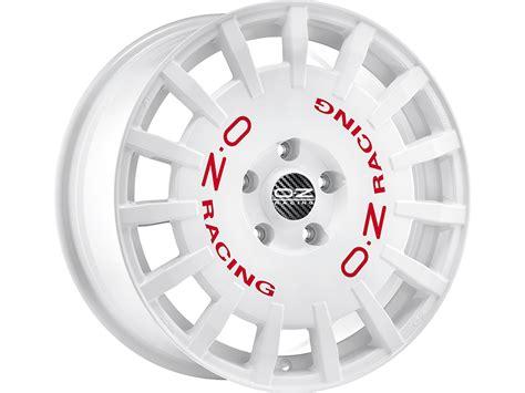 oz rally wheels alloy wheels rally racing oz racing