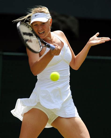 maria sharapova beautiful tennis player latest hot sexy images 2014 15 lovely tennis stars