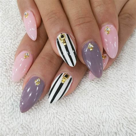 Different Nail Designs by 29 Fancy Nail Designs Ideas Design Trends