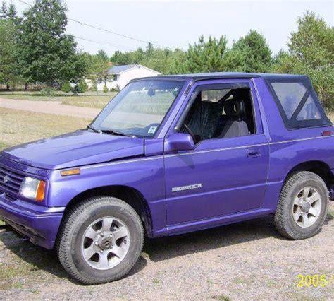 1995 Suzuki Sidekick Specs Chelseyisabel 1995 Suzuki Sidekick Specs Photos