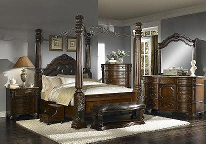 southampton pc canopy king bedroom  rooms