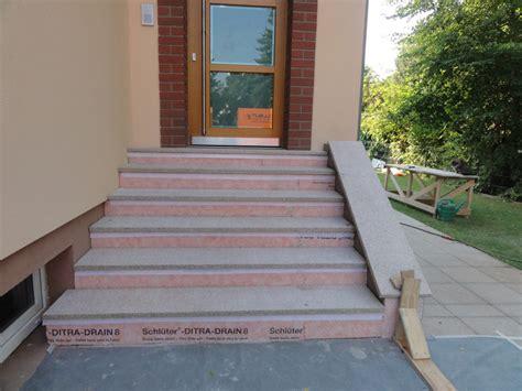 kellertrockenlegung innen natursteintreppen treppen granit treppe naturstein
