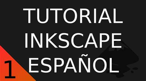 inkscape tutorial advertisement tutorial de inkscape en espa 241 ol 1 herramientas resubido