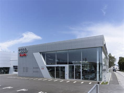 audi dealership design audi redefines dealership architecture psfk