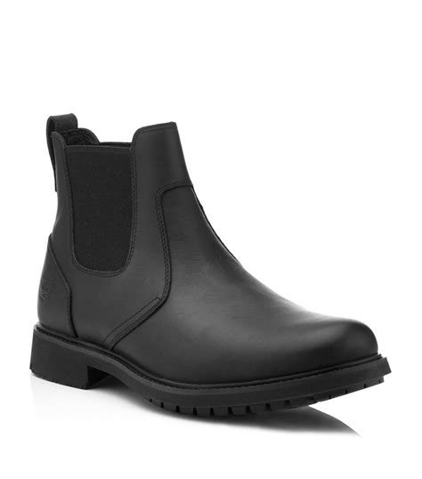 timberland chelsea boots timberland earthkeepers 226 174 stormbuck chelsea boots in black