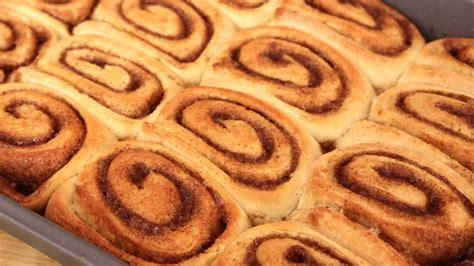 Handmade Cinnamon Rolls - cinnamon rolls recipe vitale in