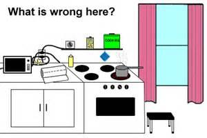 kitchen safety proprofs quiz
