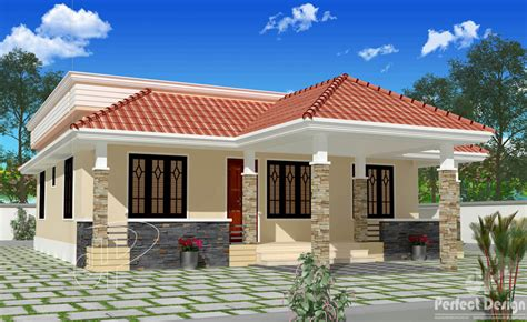 beautiful single floor house  roof deck pinoy house