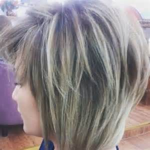 what color low lights look with white grey hair gray hair lowlights short hairstyle 2013