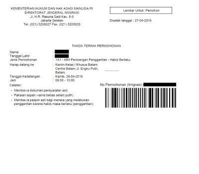 membuat npwp online batam info n tip5 cara mudah dalam membuat paspor batam dengan