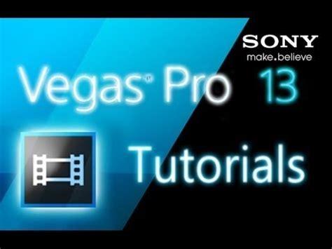 tutorial vegas pro 13 pdf tutorial sony vegas pro 13 let 246 lt 233 se telep 237 t 233 se