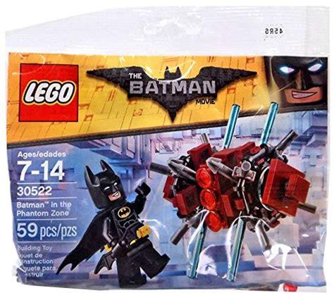 Promo Lego 30522 Batman In The Phantom Zone lego the lego batman theme batman in the phantom zone polybag 30522 2017 59pcs