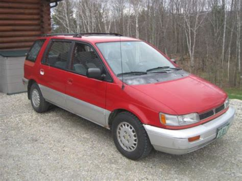 where to buy car manuals 1993 mitsubishi expo lane departure warning sell used 1993 mitsubishi expo awd 116 000 fully loaded power moonroof very good condit in