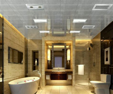 Ceiling Ideas For Bathroom 30 Beautiful Pictures And Ideas High End Bathroom Tile Designs