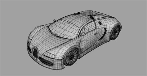 drawing a bugatti veyron shared by 16 august on we it bugatti veyron 16 4 3d model with shaders by squaredvision