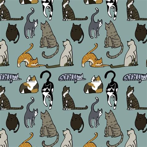 pattern cat art lesson best 25 cat pattern wallpaper ideas on pinterest black