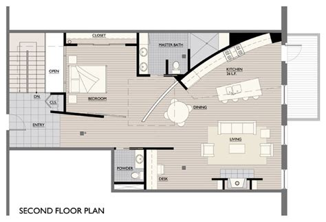 modern loft floor plans urban loft in waterloo iowa