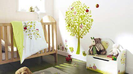 chambre bebe nature une touche nature dans la chambre de b 233 b 233