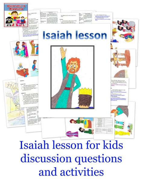 go go for lessons for children teaching to children through poses breathing exercises and stories books are you ready to answer god s call an isaiah lesson