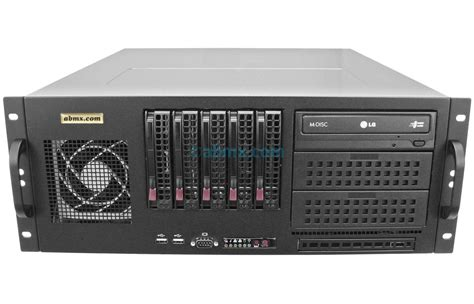 4u Server Rack by 4u Rack Server Redundant Power Abmx Servers