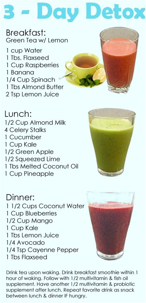 Detox Drink Recipes For Thc by Detox From Marijuana Healthy Weight