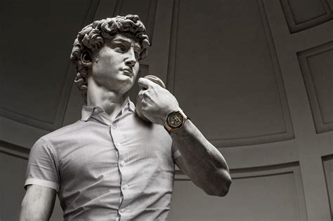 michelangelo s david to wear pants in japanese town tokyo times hipsters in stone he continues to dress the statues as