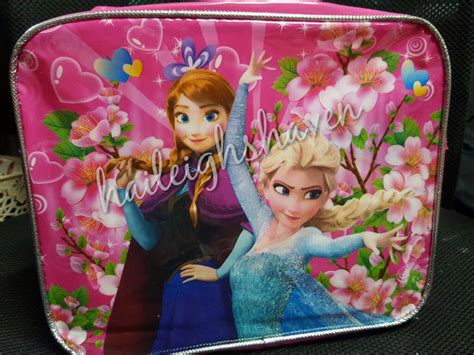 game design your frozen bag disney frozen lunch bag regular