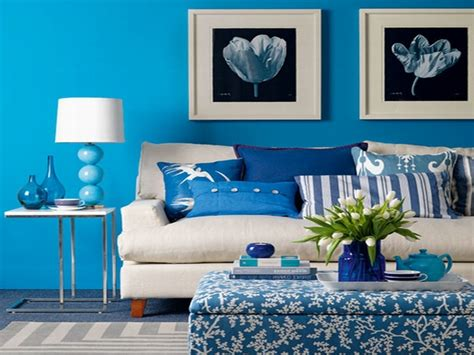colour combination with blue colour combination for living room in blue home combo