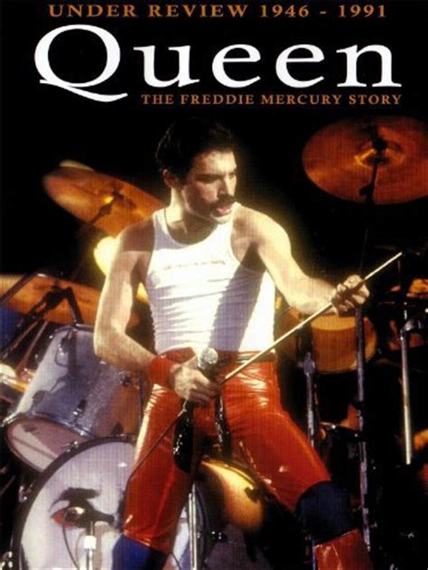 biography freddie mercury dvd queen under review 1946 1991 the freddie mercury story