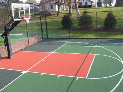 How To Build A Basketball Court In Your Backyard by Neave Sports Neave Sports