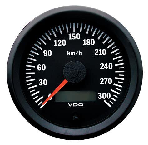 Sepidometer Indikator 437015021 cockpit vision speedometer vdo
