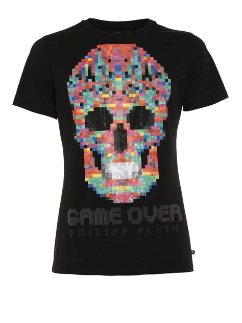 If Shirt unseen t shirt by philipp plein t shirts ikrix