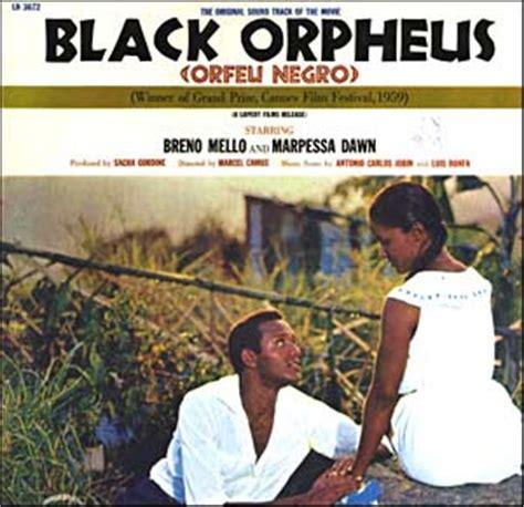 Buro Angla by Buro Angla Black Orpheus