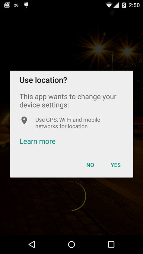 permission android gps android runtime permissions on android versions below m stack overflow