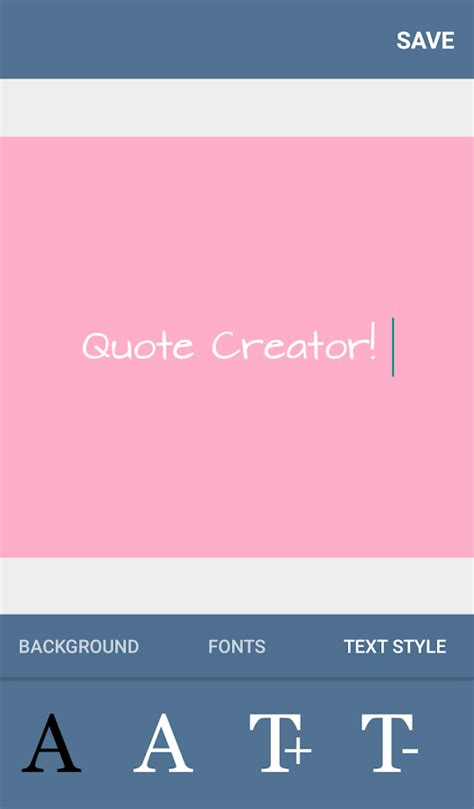 Quotes Creator Apps Quote Creator Android Apps On Play