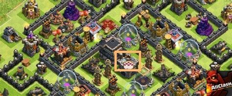 protect war loot in your clan castle clash of clans protect war loot in your clan castle hot shot gamers