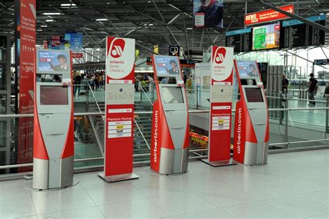 air berlin check in ab wann air berlin automaten werden abgeschafft check in am
