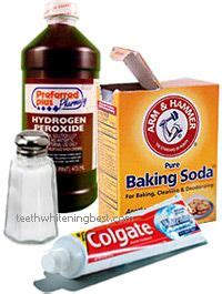homemade tooth whitener recipe  safe  effective