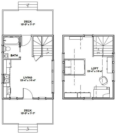 229 Best Images About Small Tiny Homes On Pinterest Tiny House Plans 16x20