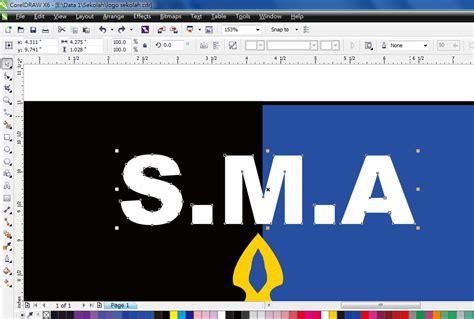 membuat blog sekolah scribble membuat logo sekolah sman 5 malang versi ane