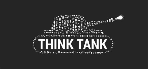 The Think Tank think tank presentation template sharetemplates