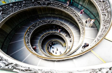fancy staircase fancy spiral staircase vatican city