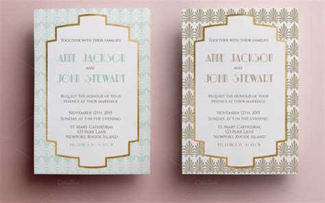 wedding invitation editable template wedding invitation card template 10 psd ai and vector