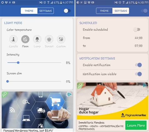 best blue light filter app top 7 best blue light filter apps for android with night