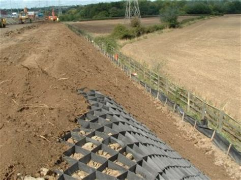 typar geocell gs | slope protection | ground stabilization