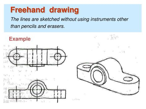 Ppt Me 142 Engineering Drawing And Graphics Powerpoint Presentation Id 5557675 Engineering Drawing Ppt Free