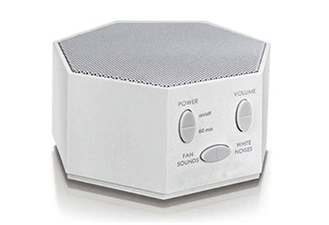 fan white noise machine white noise and fan sound machine sharper image